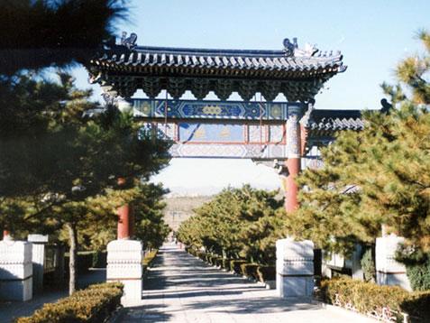 八宝山人民公墓