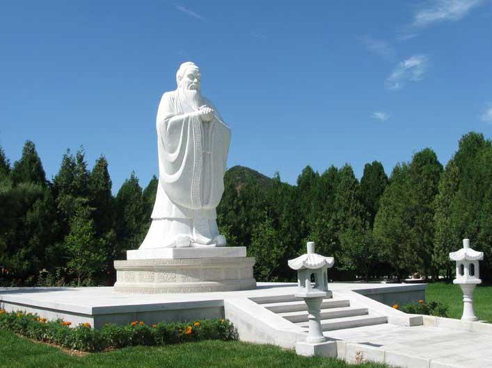10清东陵雕塑