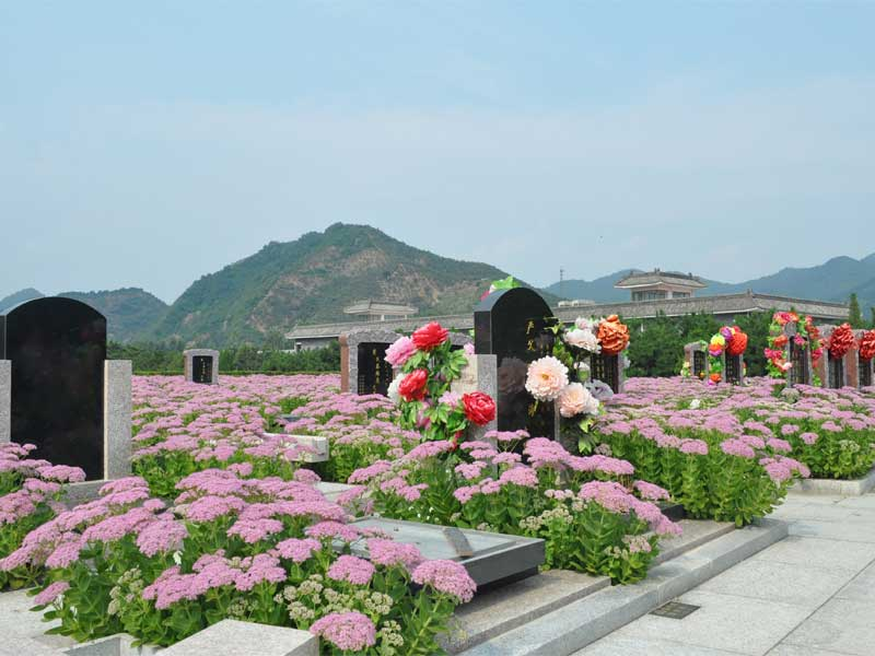 7清东陵墓区环境