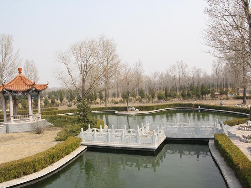 7陵园环境