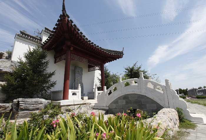 3陵园景观