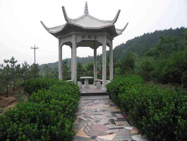 5陵园景观