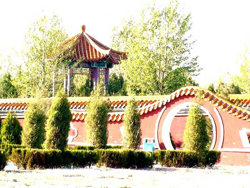 10陵园景观