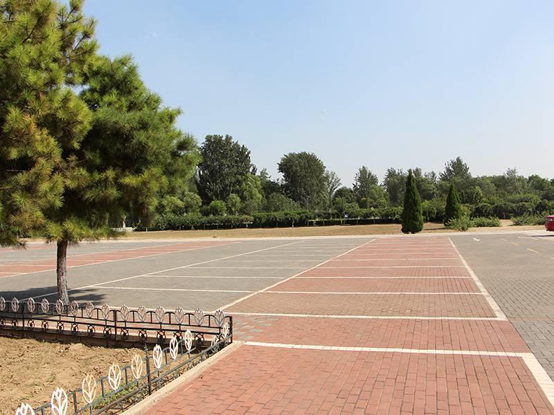 13陵园停车场