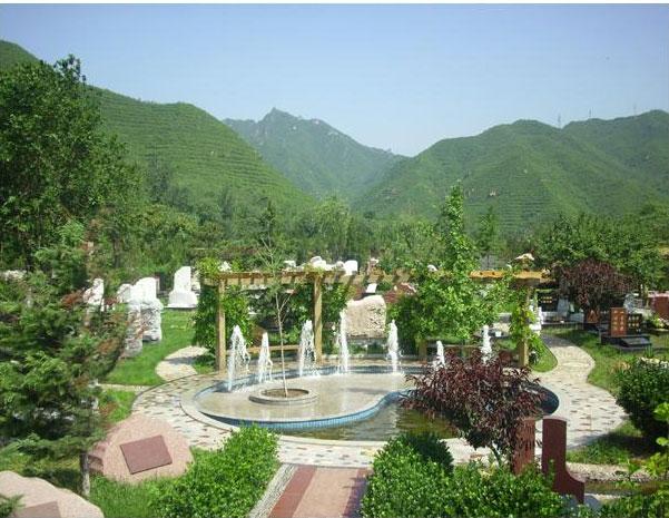 5陵园环境